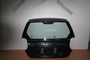 Chevrolet Matiz 2005-2009 πόρτα μπαγκάζ μαύρη