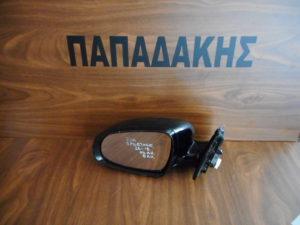 Kia Sportage 2016-2018 καθρέπτης αριστερός ηλεκτρικός ανακλινόμενος 8 ακίδες μαύρος