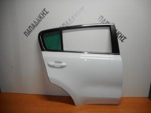 Kia Sportage 2016-2018 πόρτα πίσω δεξιά άσπρη