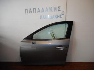 Mazda 3 5θυρο 2013-2016 εμπρός αριστερή πόρτα ασημί σκούρο