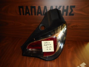 Opel Adam 2013-2017 φανάρι πίσω δεξιό
