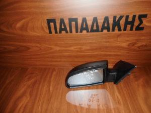 Kia Rio 2005-2012 αριστερός καθρέπτης ηλεκτρικός μαύρος 5 ακίδες