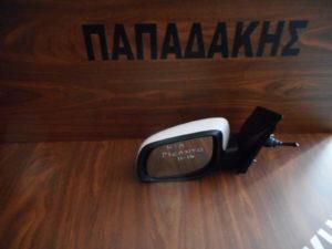 Kia Shuma 1997-2004 αριστερός καθρέπτης ηλεκτρικός πράσινο σκούρο