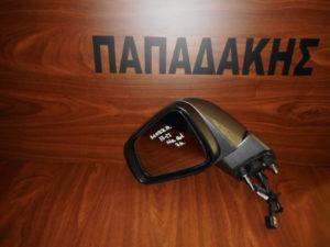 Opel Mokka 2013-2017 αριστερός καθρέπτης ηλεκτρικά ανακλινόμενος γκρι 7 καλώδια