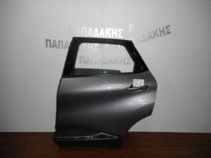renault captur 2013 2018 porta piso aristeri gkri 1 300x225 Renault Captur 2013 2018 πόρτα πίσω αριστερή γκρι