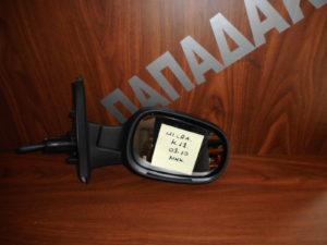 Nissan Micra K12 2003-2010 μηχανικός καθρέπτης δεξιός άβαφος καινούριος