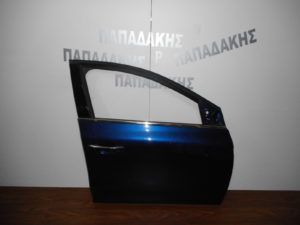 renault megane 2016 2018 porta empros dexia mple skoyro 300x225 Renault Megane 2016 2018 πόρτα εμπρός δεξιά μπλε σκούρο
