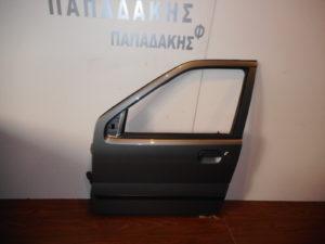 Suzuki Ignis 2003-2008 εμπρός αριστερή πόρτα γκρι σκούρο