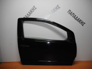 Citroen C2 2003-2009 πόρτα δεξιά δύθυρη μαύρη