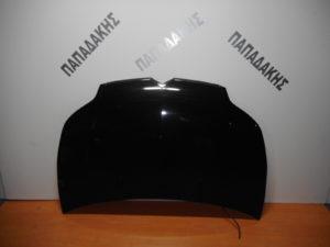 citroen c4 2004 2011 empros kapo mayro 300x225 Citroen C4 2004 2011 εμπρός καπό μαύρο