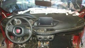 fiat tipo 2016 2018 3 300x169 Fiat Tipo 2016 2018 σετ airbag μαύρο:Ταμπλό με δεξί A/B A/B οδηγού 2 ζώνες με προεταντήρες ροζέτα 2 Α/Β κουρτίνες ουρανού.