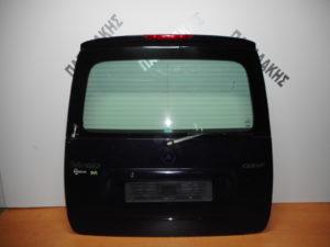Mercedes Vaneo 2002-2005 πόρτα οπίσθια μπλε σκούρο