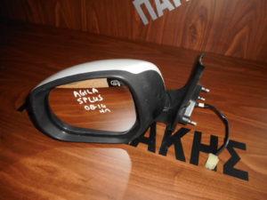 Opel Agila/Suzuki Splash 2008-2014 ηλεκτρικός καθρέπτης αριστερός άσπρος