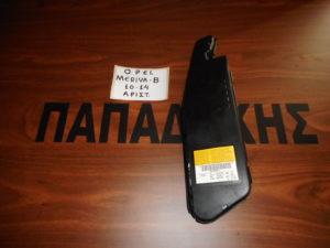 opel meriva b astra j 2010 2015 aristero airbag kathismatos 300x225 Opel Meriva B/Astra J 2010 2015 αριστερό AirBag καθίσματος