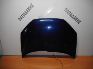 peugeot 206 1998 2009 empros kapo mple skoyro 300x225 Peugeot 206 1998 2009 εμπρός καπό μπλε σκούρο
