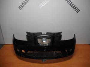 seat ibiza 2006 2008 empros profylaktiras mayros 300x225 Seat Ibiza 2006 2008 εμπρός προφυλακτήρας μαύρος