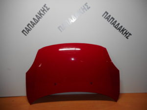 Suzuki Swift 2005-2011 εμπρός καπό κόκκινο