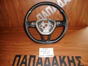 vw golf 7 2013 2017 volan timonioy derma cheiristiria 300x225 VW Golf 7 2013 2017 βολάν τιμονιού δέρμα χειριστήρια