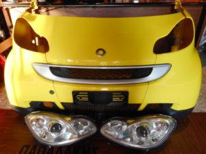 moyri smart fortwo w451 2007 2014 kitrini 300x225 Μούρη Smart ForTwo w451 2007 2014 κίτρινη