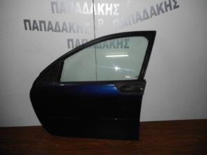 smart forfour 2004 2014 empros aristeri porta mple 300x225 Smart ForFour 2004 2014 εμπρός αριστερή πόρτα μπλε