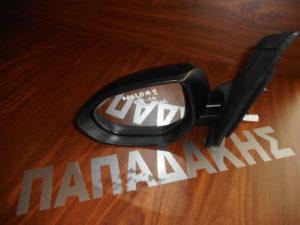 Mazda 2 2007-2014 ηλεκτρικά ανακλινόμενος καθρέπτης αριστερός μαύρος