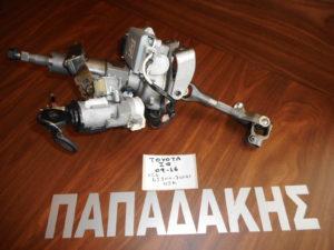 Toyota IQ 2009-2016 τιμόνι ηλεκτρικό με κωδικό: 45200-74141,NSK
