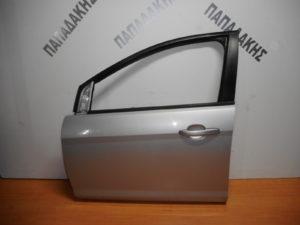 Ford Focus 2008-2011 πόρτα εμπρός αριστερή ασημί
