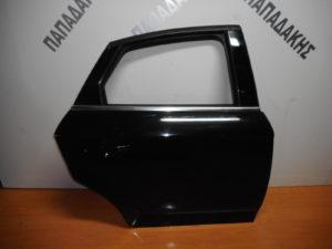 Ford Mondeo 2007-2014 πόρτα πίσω δεξιά μαύρη 5θυρο