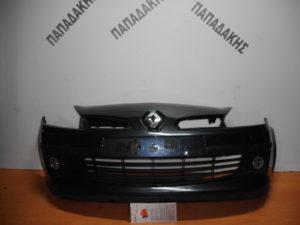 Renault Clio 2006-2009 εμπρός προφυλακτήρας ανθρακί