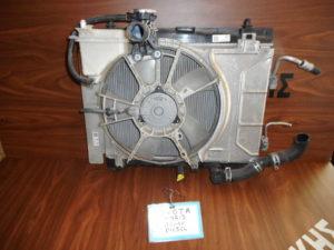 Toyota Yaris 2006-2011 ψυγείο νερού-A/C με βεντιλατέρ Diesel