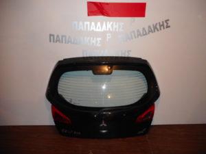 Mitsubishi Colt 2004-2008 οπίσθια πόρτα 3πορτο CZ3 μαύρη