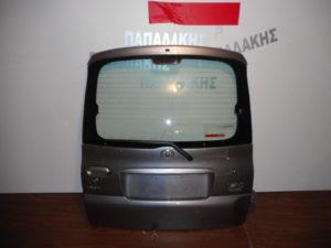 Toyota Yaris Verso 1999-2006 οπίσθια πόρτα γκρι