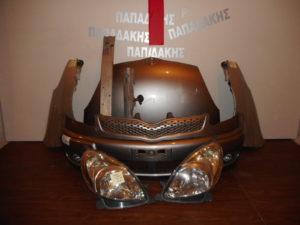 Toyota Yaris Verso 2004-2006 μούρη χρυσαφί