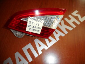 Ford Mondeo 2007-2011 φανάρι πίσω δεξιό εσωτερικό 5θυρο
