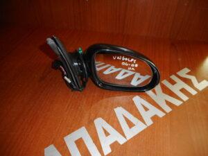 VW Golf 5 2004-2008 ηλεκτρικός καθρέπτης δεξιός μαύρος