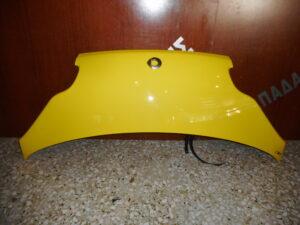 Smart ForTwo w451 2007-2014 καπό εμπρός κίτρινο