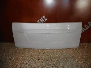 Smart ForTwo w451 2007-2014 μπαγκάζ άσπρο