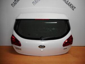 Kia Ceed 5θυρο 2014-2018 οπίσθια πόρτα (5η) άσπρη