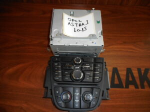 Opel Astra J 2010-2015 Radio CD