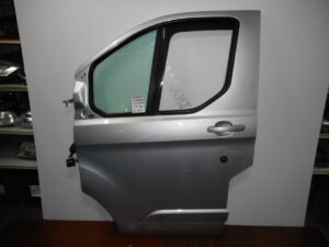 Ford Transit Tourneo/Custom 2013-2020 εμπρός αριστερή πόρτα ασημί