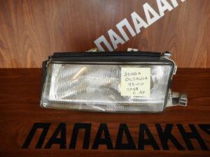 Skoda Octavia 1997-2000 φανάρι εμπρός αριστερό με προβολάκι